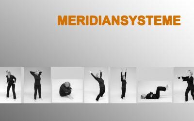 Meridiansysteme von Wilfried Teschler: live!